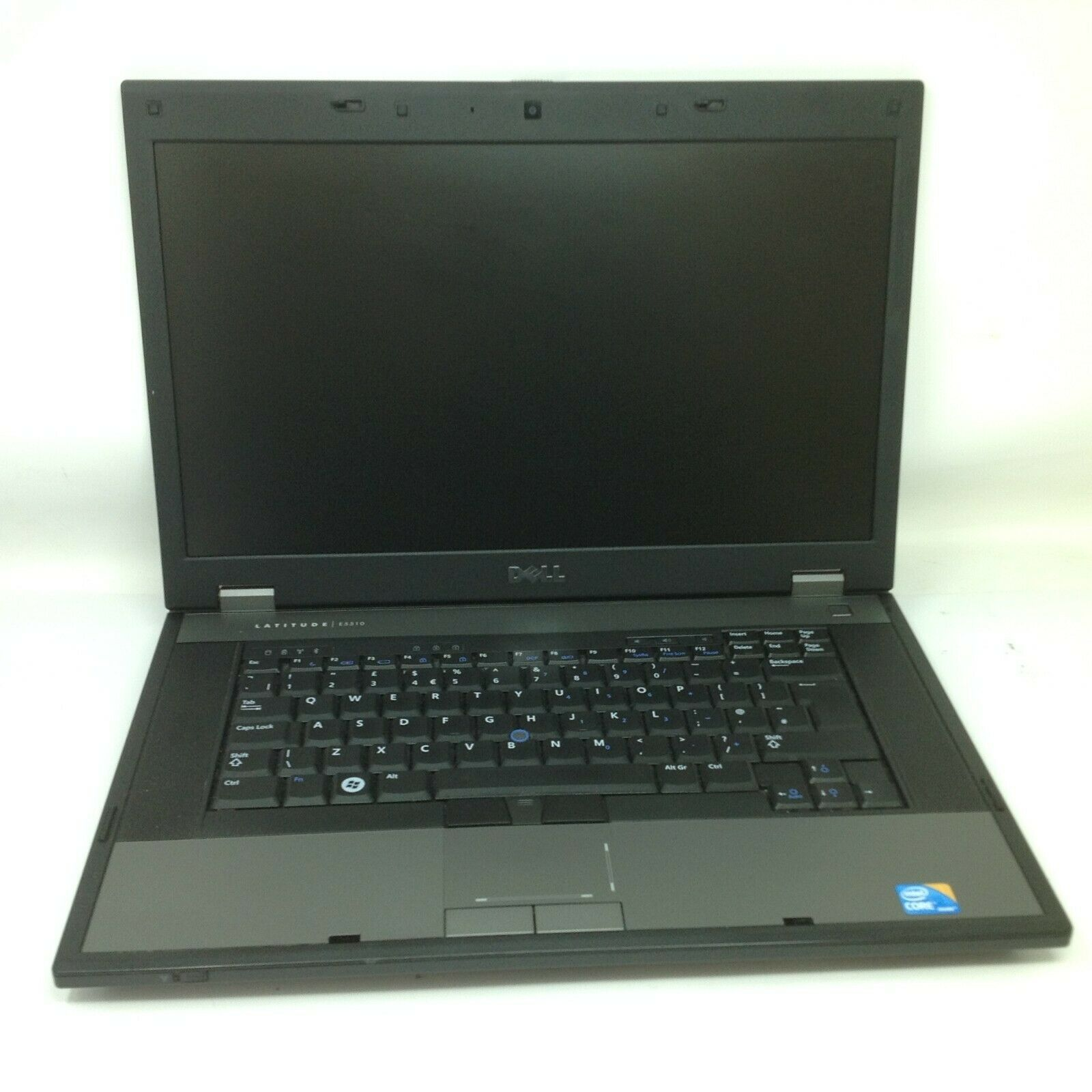 Dell Latitude E5510 15 6 Intel Core I5 8 Gb Ram 500 Gb Hdd Dvd Rw Win 10 Webcam Ebay