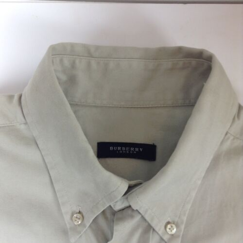 Chemise burberry homme beige t xl