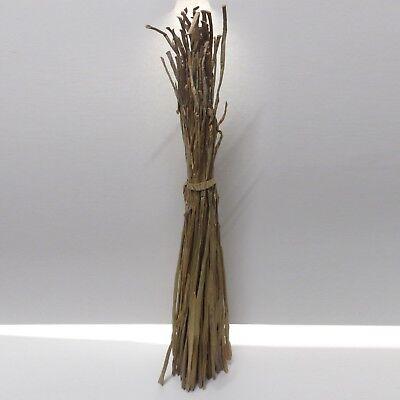 (14,00€/kg) Wasserhyazinthe Flechtmaterial Körbe flechten 40-80cm 500g Bund