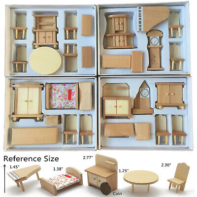 1Pc 1:12 Dollhouse miniature tablet computer toy doll room accessories JG