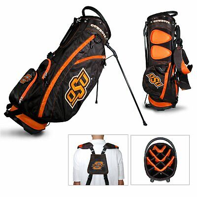 Oklahoma State Cowboys Official NCAA Fairway Stand Bag by Te