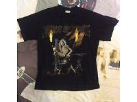 Cradle of Filth Shortsleeve Tortured Soul Asylum T-Shirt Gildan usa size