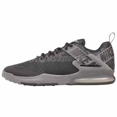 Nike Zoom Domination TR 2 Cross Training Mens Trainers Shoes Grey