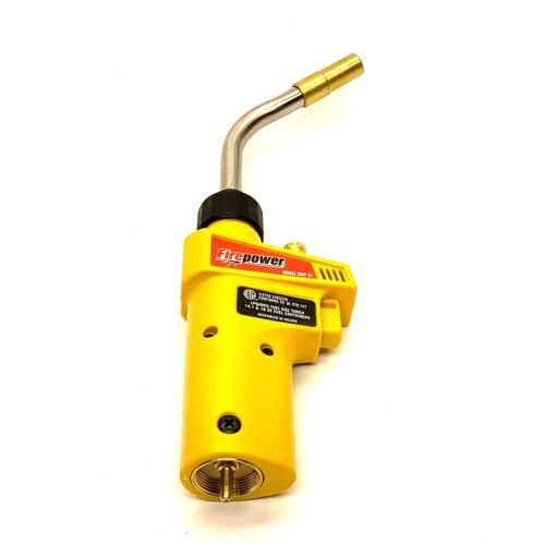 Firepower SMP-31 Air Fuel Hand Torch (FREE SHIPPING) P29A