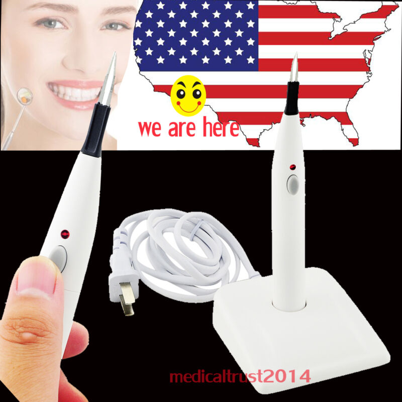 Dental Cordless Endodontic Endp Gum Gutta Percha Cutter Obturation System Tips