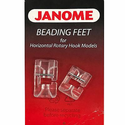 Beading Foot Set For #200321006 Janome Horizontal Rotary Hook Models