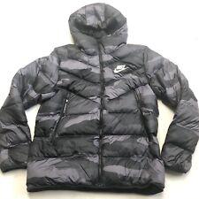 Nike Sportswear Down Fill Windrunner Hooded Camo Puffer ...
