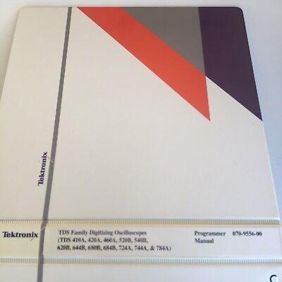Tektronix Tds410a420a460a520b540b620b644b680b684b724a744a784a Manual