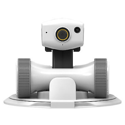 Appbot Riley  Home Security robot AppBot CCTV  WiFi iOS Android