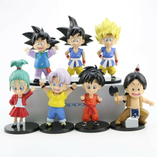 Dragon Ball Z Adverge EX Dragon Children Vol 2 Child Kids Figure Set of 7