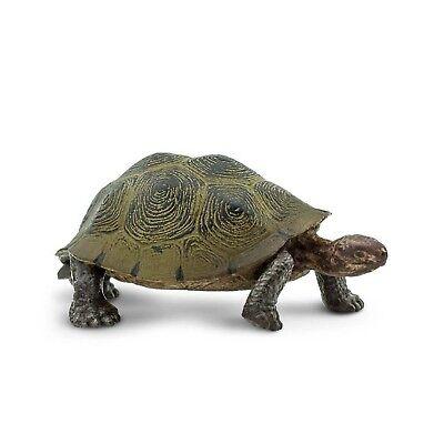 Desert Tortoise Wild Safari Animal Figure Safari Ltd NEW Toys Educational