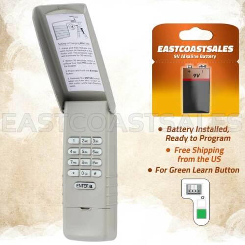 For 740CB 66LM 66LC Chamberlain LiftMaster Garage Gate Keypad Door Opener