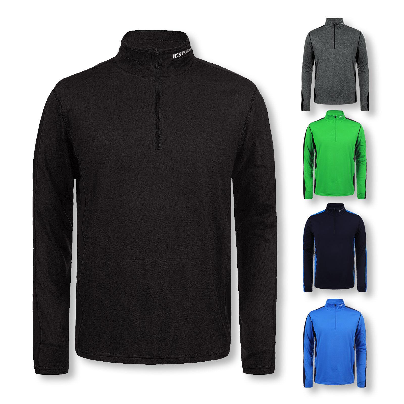 Icepeak Herren Skipullover Funktionsshirt Thermoshirt Half Zip Robin Farbwahl