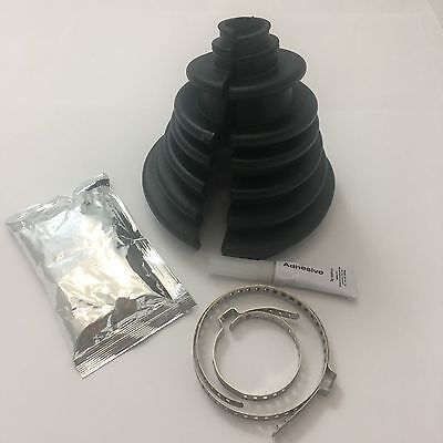 NEW UNIVERSAL SPLIT CV BOOT KIT OUTER FITS EVERYTHING NO CHECKING NEEDED