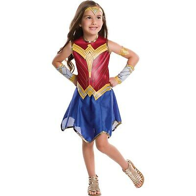 Girls Wonder Woman Costume Kids Marvel DC Comics - Wonder Woman Kids Outfit
