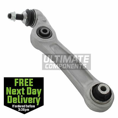 BMW 5 Series F11 2010-2017 Front Lower Suspension Arm Rear Of Wheel Drivers Side