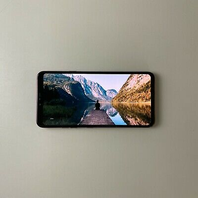 LG V40 ThinQ LM-V409N 128GB - Carmine Red, Single Sim, Condition: Burn in