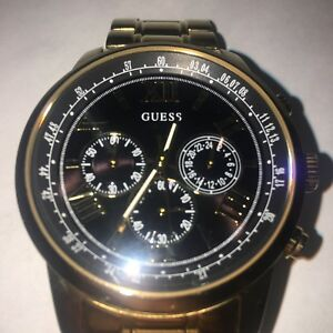 GOLD COLOUR GUESS WATCH