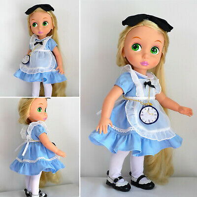 Alice Outfit for Disney animator doll 16