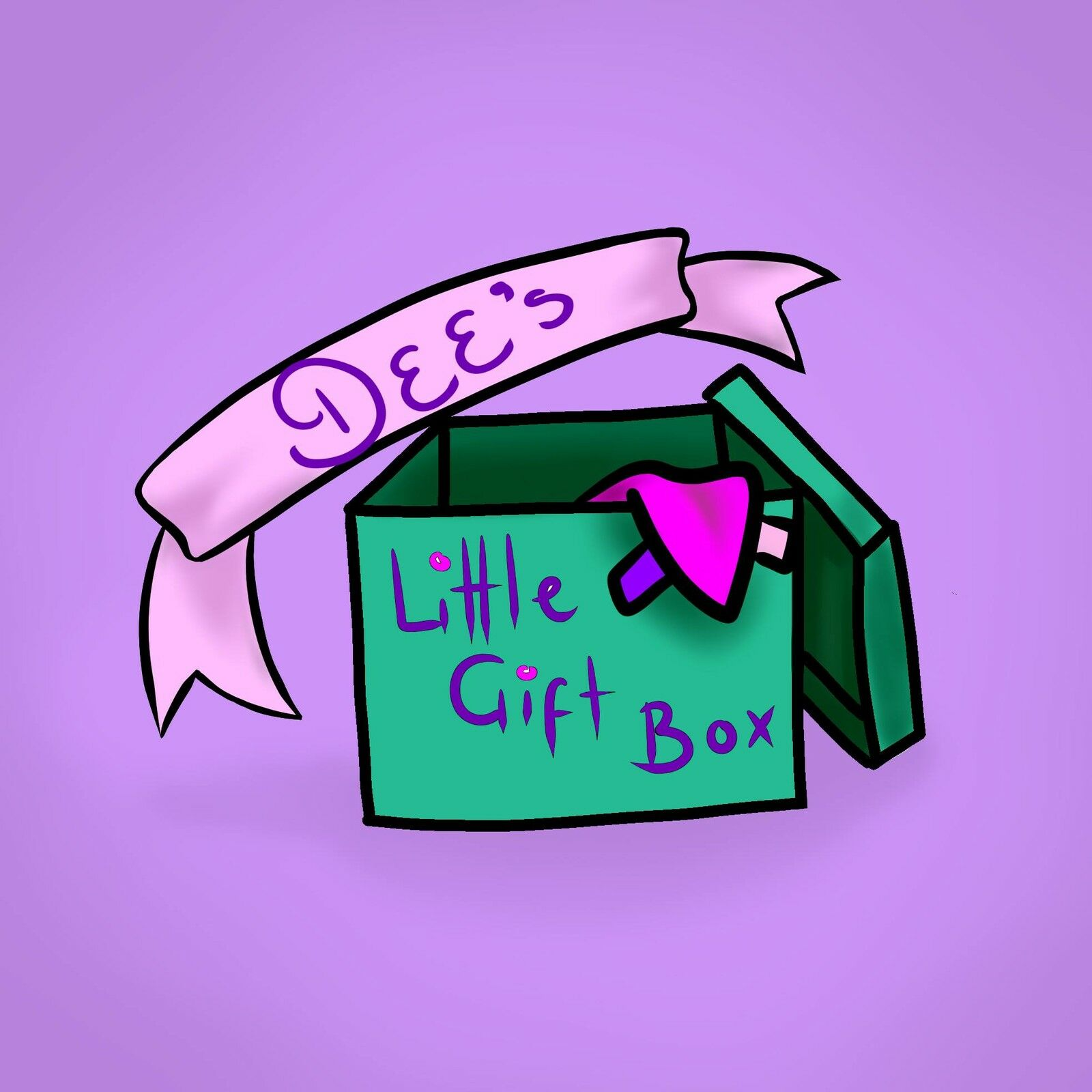 Dee's Little Gift Box