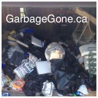Discount Junk & Garbage Removal  647-646-1996