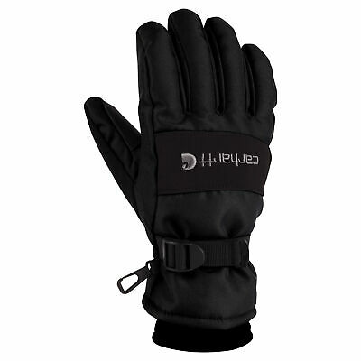 Carhartt Insulated Waterproof Gloves - A511 - Large - Ebay