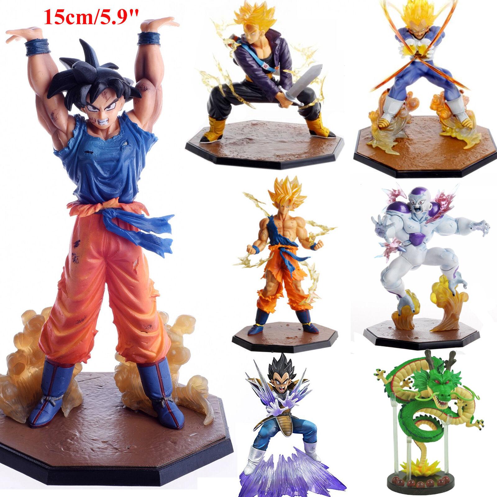 Dragon Ball Z Piccolo Figure 15cm BOXED PVC Action DragonBall Model Toys Anime