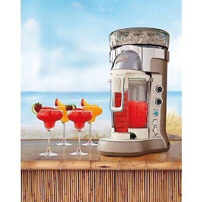 Frozen Drink Machine Slushie Margarita Maker Cold Beverage Smoothie Ritas Colada