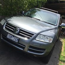 2005 Volkswagen Touareg Wagon 12 month reg Blackburn Whitehorse Area Preview