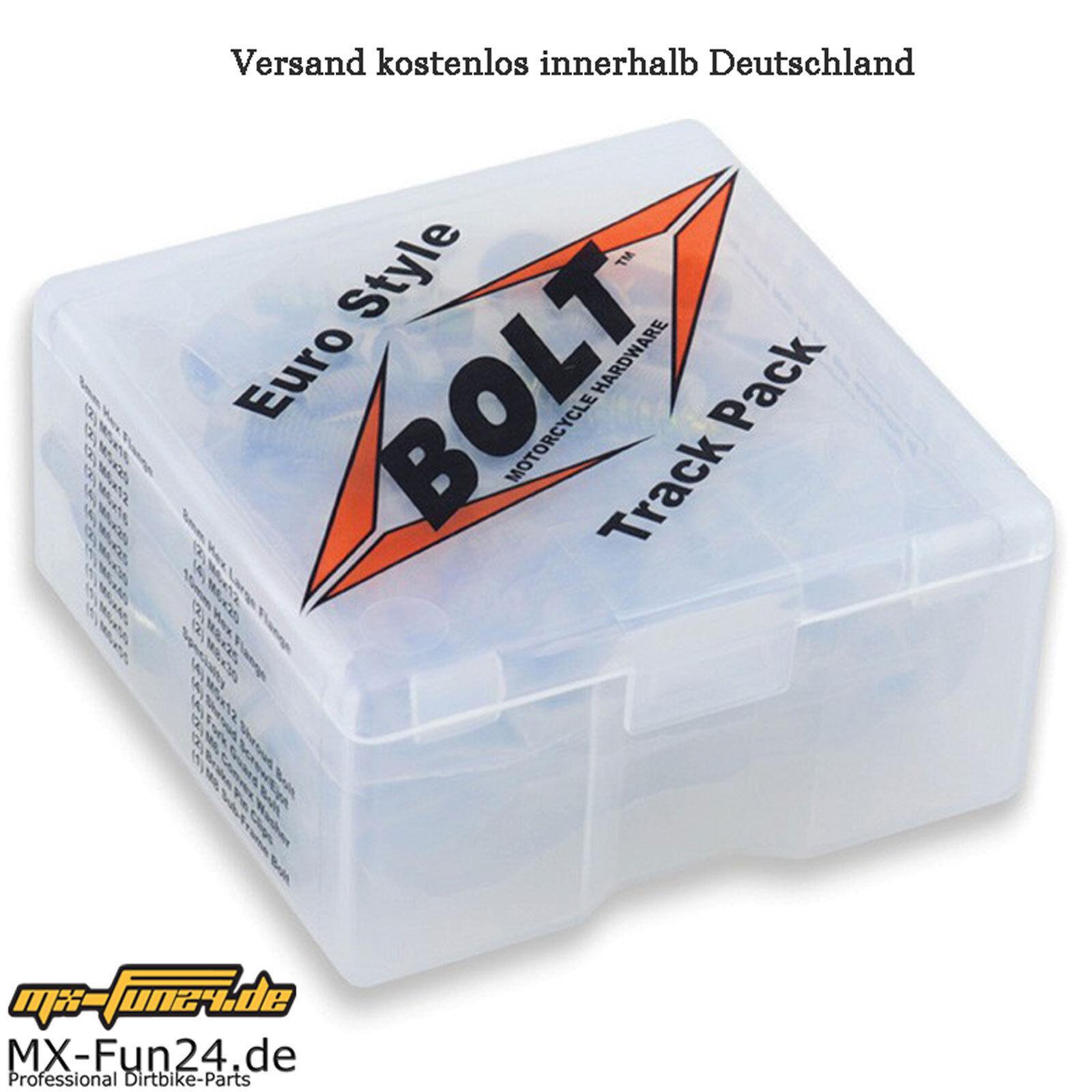KTM Bolt Track Pack 2 Schrauben KTM EXC F SX F Factory Style