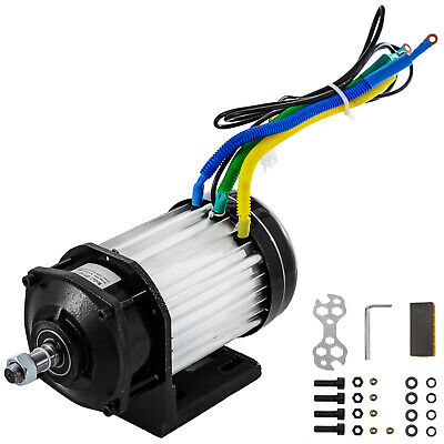 48v 1200w Electric Motor Gokart Tricycle Brushless Motor Reduction Bldc Powerful