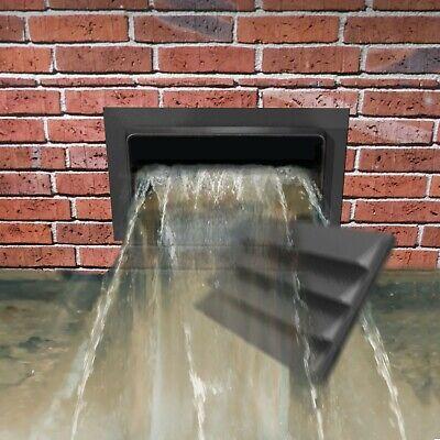 Flood Flaps ICC//FEMA  White Garage Door ENGINEERED Vent FFNF05TF-GD-W FloodVentG