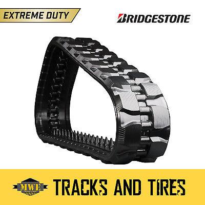 Fits Takeuchi Tl6r - 13 Bridgestone Extreme Duty Block Pattern Ctl Rubber Trac