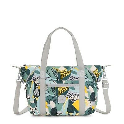 Kipling Shoulder Bag ART Large Travel Tote URBAN JUNGLE Print SS20 RRP £87
