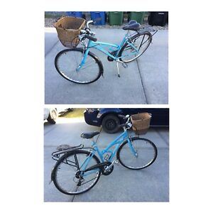 "Women's 17"" Marin City Cruiser Bike $300 OBO"