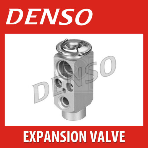 DENSO Air Conditioning Expansion Valve - DVE09001 - Genuine OE Replacement Part