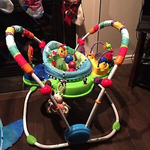 Baby Einstein Activity Jumper 75$!! Edmonton Edmonton Area image 2