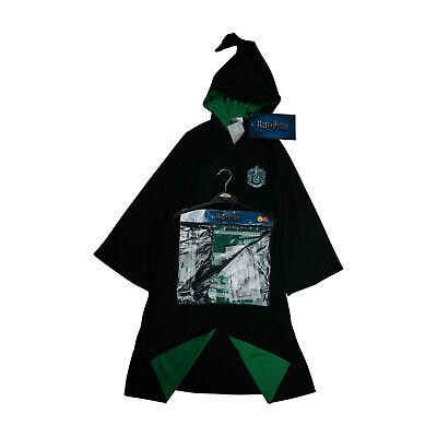 alfoy Slytherin Kinder Kostüm Umhang Zauberstab 9-10 Jahre (Draco Malfoy Kostüme)