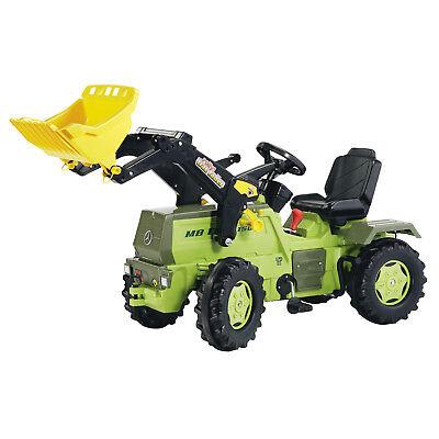 Rolly Toys Farmtrac MB-Trac 1500 mit Frontlader Maxi-Lader 046690 Trettraktor