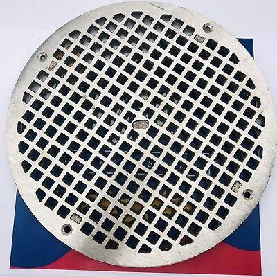 Zurn 4711-1 Floor Drain Strainer Grid Neekel 9 Diameter Round Lf