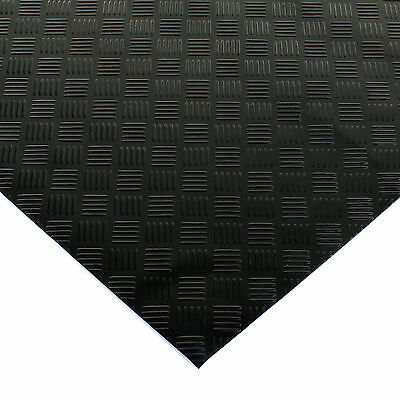 Rubber Flooring Garage Sheeting Matting Rolls 1m 1 2m And