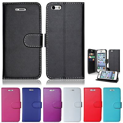 FOR MOTOROLA MOTO E6 LEATHER FLIP BOOK POUCH MAGNETIC PROTECT PHONE CASE COVER
