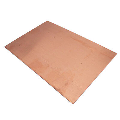 Us Stock 0.8mm X 100mm X 150mm 99.9 Pure Copper Cu Metal Sheet Plate