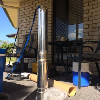 Bore pumps supplied and installed complete Caboolture Caboolture Area Preview