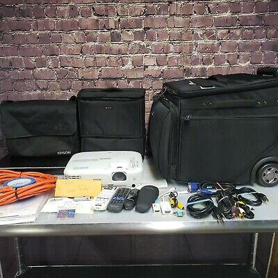 Usado, Epson PowerLite Home Cinema 500 Silver Edition SVGA 2600 Lumens HDMI Projector segunda mano  Embacar hacia Mexico