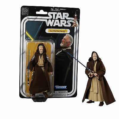 Star Wars The Black Series 40th Anniversary Ben (Obi-Wan) Kenobi