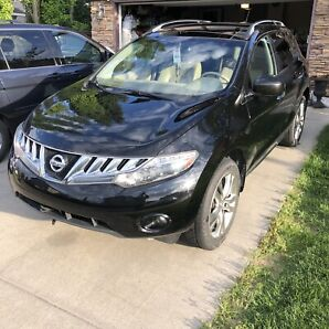 FS: 2010 Nissan Murano LE AWD NEW Transmission & Differential