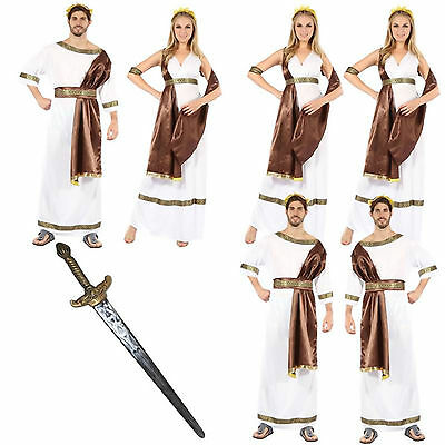 edles Kostüm Römer Römerin Legionär Schwert Gladiator Römerkostüm Mittelalter
