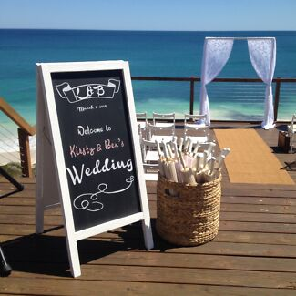 Chalkboards & Chalkboard Art – For Hire North Perth Vincent Area Preview
