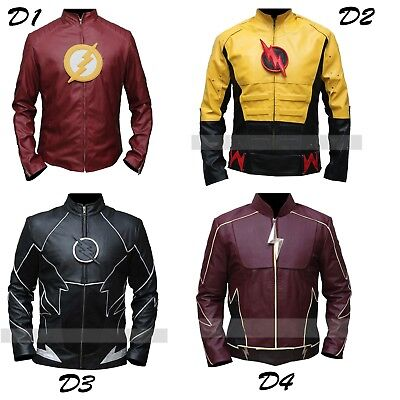 Different Flash Costumes (THE FLASH JACKET COSTUME IN DIFFERENT DESIGNS - Free)